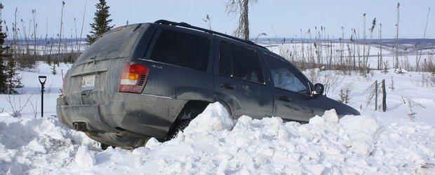 A venit zapada! Ce trebuie sa faci, ca sa nu ai probleme cu masina!