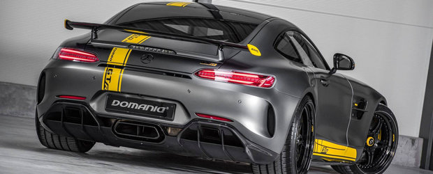 A vrut sa aiba cel mai tare AMG GT R de pe sosea. Un tuner german i-a sarit in ajutor iar rezultatul este asta