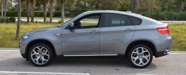 A vrut sa-si cumpere un BMW X6 cu tichete de masa, insa a fost refuzat. Ce s-a intamplat imediat dupa