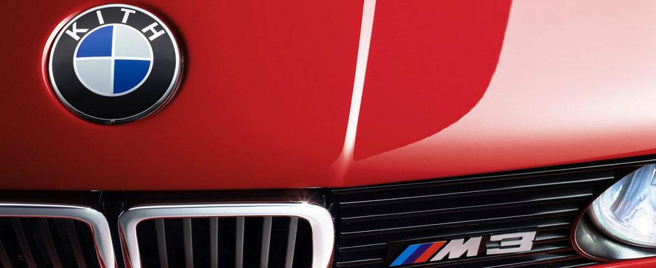 A vrut un M3 E30 nou-nout asa ca si-a trimis masina la BMW. La final a primit nu una, ci doua masini UNICE