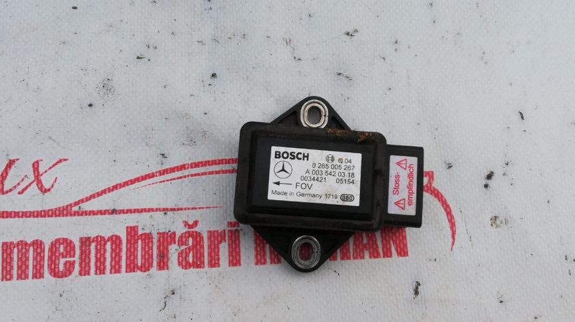 A0035420318 senzor acceleratie e class motor 3.0cdi v6 om642 e320 cls320 w211 w219 e class motor