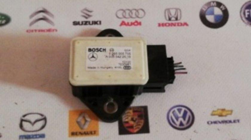 A0055422618 senzor abs acceleratie Mercedes w212 e class