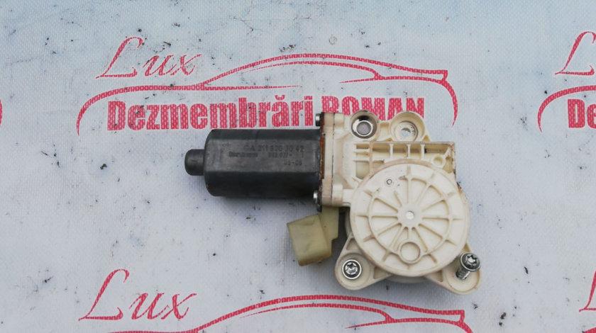 A2118203042 motoras macara usa dreapta fata e class motor 3.0cdi v6 om642 e320 cls320 w211 w219