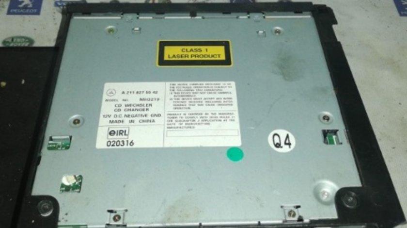 A2118275542 magazie cd uri a class a200 w169 136cp motor 2.0cdi cod 640