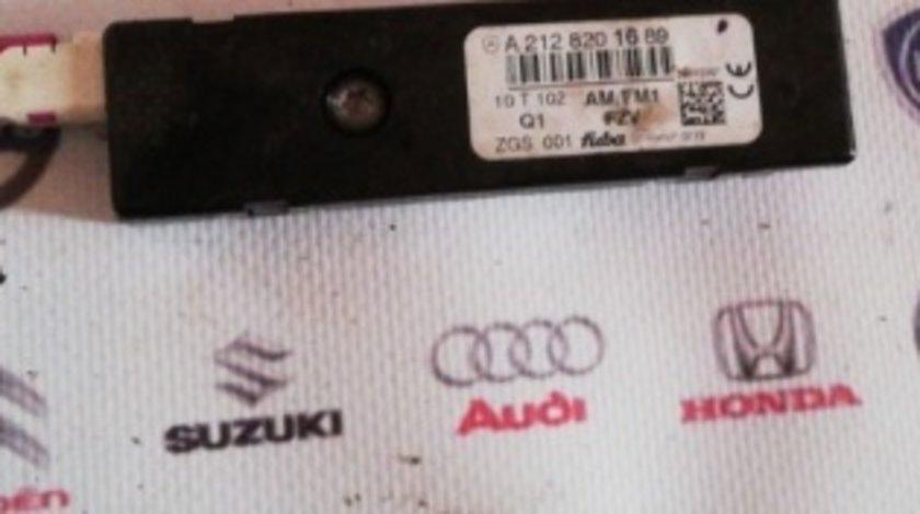 A2128201689 amplificator antena Mercedes w212 e class