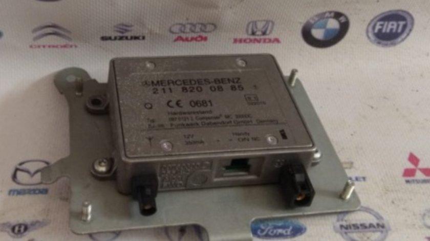 A2218200885 amplificator antena Mercedes s class s320 w221 motor 3.0CDI om642
