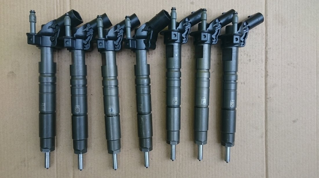 A6420701187 Bosch 0445116026 Injector Piezo Mercedes 3.0 CDI C CLS E GL GLK M Vito Class
