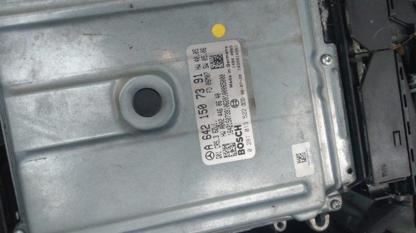 A6421507391 calculator motor ecu S Class w221 s320 motor 3.0cdi om642 LONG dezmembrez dezmembrari