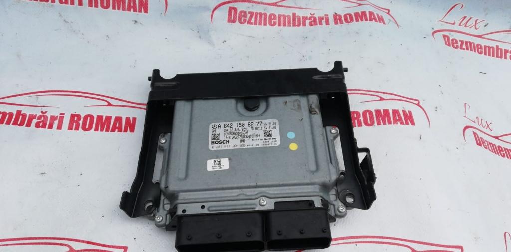 A6421508277 calculator motor ecu mercedes CLS w219 motor 3.0cdi v6 om642 320 350 ml w164 c class w204