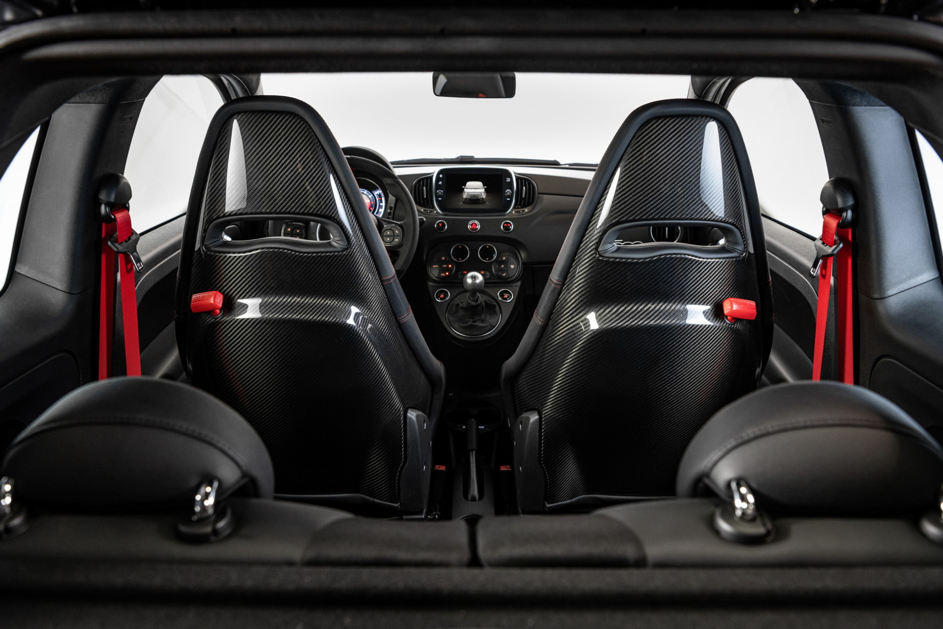 Abarth 595 facelift - Abarth 595 facelift