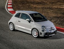 Abarth 595 SS si 124 Rally Tribute