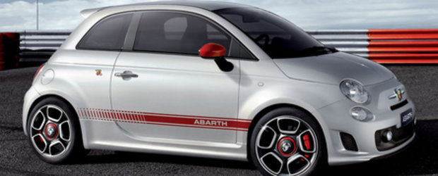 Abarth ne pregateste o surpriza: Fiat 500C si Punto Evo