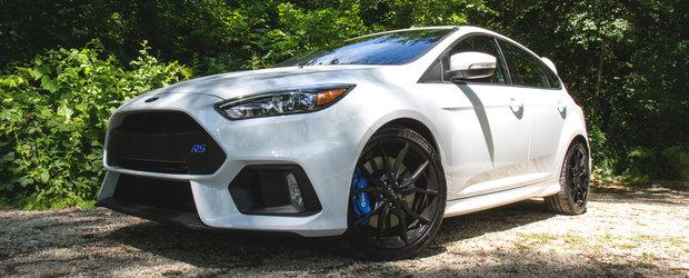 Abia de-acum incepe distractia. De noul Focus RS se va ocupa si AMS, compania care le da GT-Rurilor cate 2000 CP