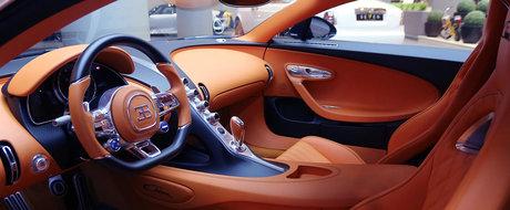 Abia i-a fost livrat noul Bugatti Chiron, insa nu a stat deloc pe ganduri. L-a si scos la vanzare pe internet!