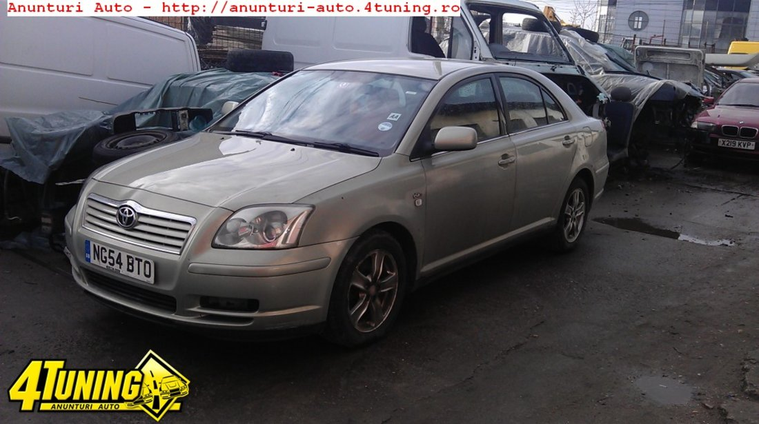 Abs Toyota Avensis an 2004