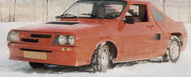 Absolut toate prototipurile si editiile limitate Dacia din istorie!
