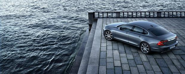 Absolut tot ce trebuie sa stii despre noul Volvo S90. Plus GALERIE FOTO si VIDEO