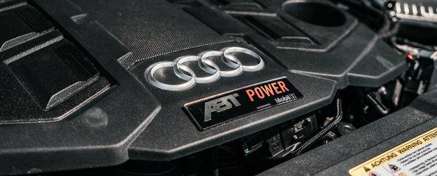 ABT a lansat pe piata un Audi A6 Allroad cu peste 400 CP. Cum arata break-ul