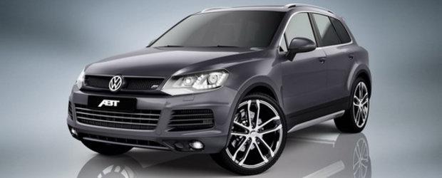 ABT are tratamentul perfect pentru noul VW Touareg!