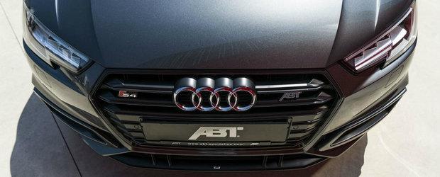 ABT imbunatateste si mai mult Audi-ul S4. Cum arata acum modelul german