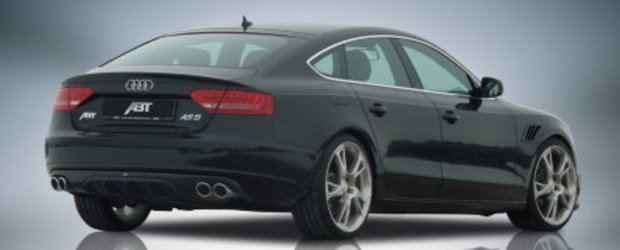 ABT modifica noul A5 Sportback