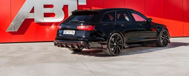 ABT Sportsline aduce la Geneva un Audi RS6 de 730 CP, plus alte cateva surprize