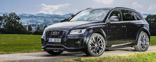 ABT Sportsline ii injecteaza un plus de forta si putere noului Audi SQ5 TDI