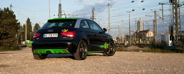 ABT transforma noul Audi A1 intr-un supercar de buzunar
