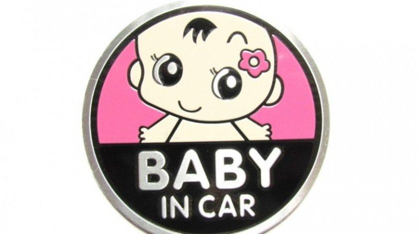 Abtibild Baby In Car TS-120 Roz