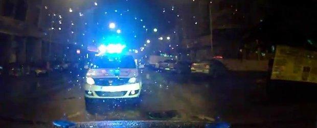 Abuz, prostie sau corectitudine din partea politiei rutiere?