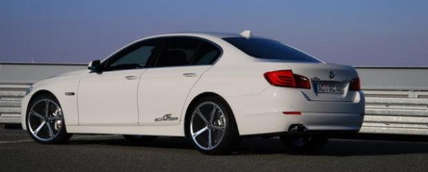 AC Schnitzer a modificat noul BMW Seria 5. Deja!