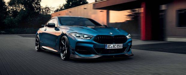 AC Schnitzer a terminat de modificat noul BMW Seria 8. GALERIE FOTO cu rezultatul final