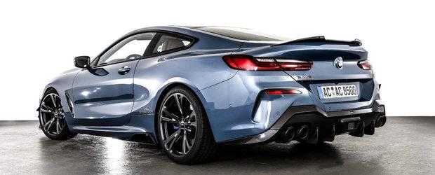AC Schnitzer nu se dezminte. Modificarile pregatite de nemti pentru noul BMW Seria 8