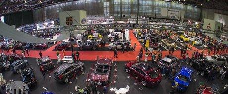 ACAROM sustine Salonul Auto Bucuresti & Accesorii 2015