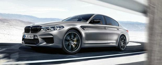 Acceleratia de la 0 la 100 km/h in 3.3 secunde e standard. Cat trebuie sa platesti in Romania pentru cea mai rapida masina de la BMW