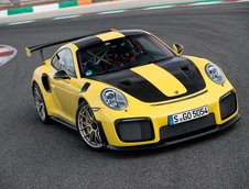 Accident 911 GT2 RS
