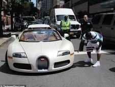 Accident Bugatti Veyron Grand Sport