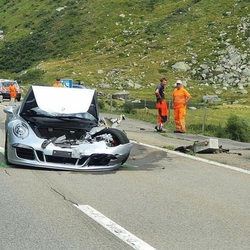 Accident Chiron