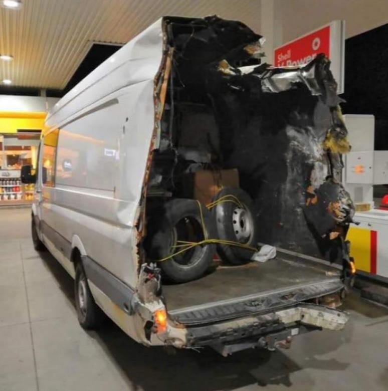 Accident dubita Ungaria