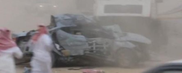 Accident fatal pentru niste arabi inconstienti