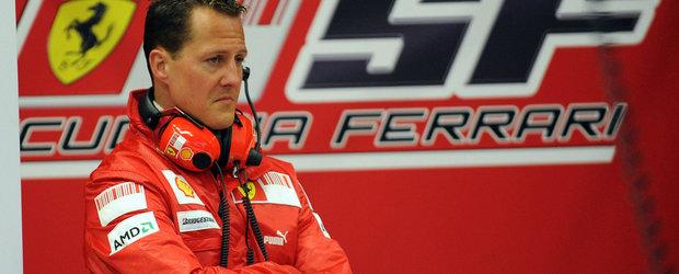 Accident Michael Schumacher: campionul de Formula 1 este in stare critica