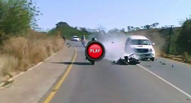 Accident moto: cum sa pacalesti moartea