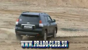 Accident Toyota Land Cruiser