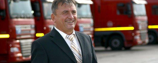 Acciza la carburant ne arunca in ridicol: Greva generala a transportatorilor se va tine pe autostrazi de imprumut