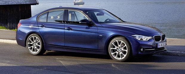 Aceasta e sansa ta sa admiri noul BMW Seria 3 din toate unghiurile si pozitiile