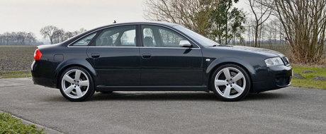 ACEASTA e sansa ta sa cumperi un Audi RS6 pentru mai putin de 20.000 euro