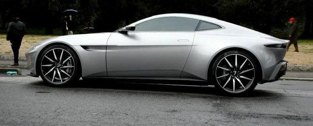 Aceasta e sansa ta sa privesti si asculti noul Aston Martin DB10