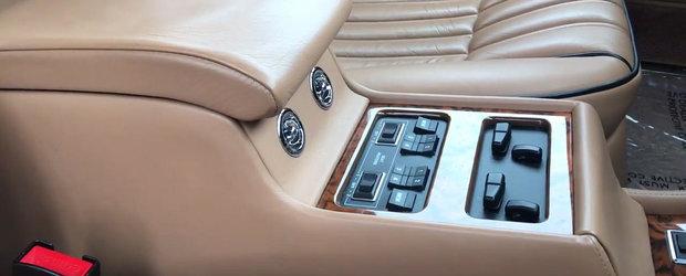 ACEASTA este cea mai luxoasa masina a anilor '90. Ce dotari speciale ofera ea
