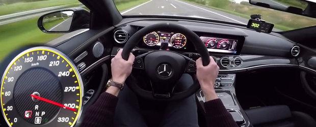 Aceasta este masina pe care noul BMW M5 trebuie sa o bata. Ajunge numaidecat la 300 km/h!