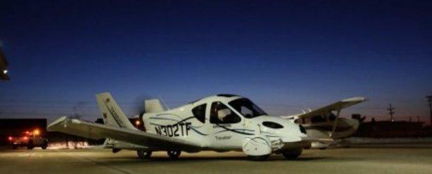 Aceasta este prima masina-avion sau primul avion-masina